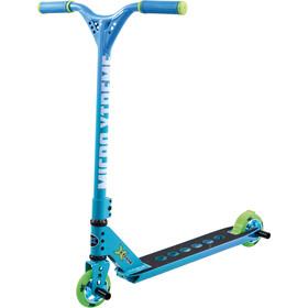 Micro Trixx 2.0 Stuntscooter rainbow blue
